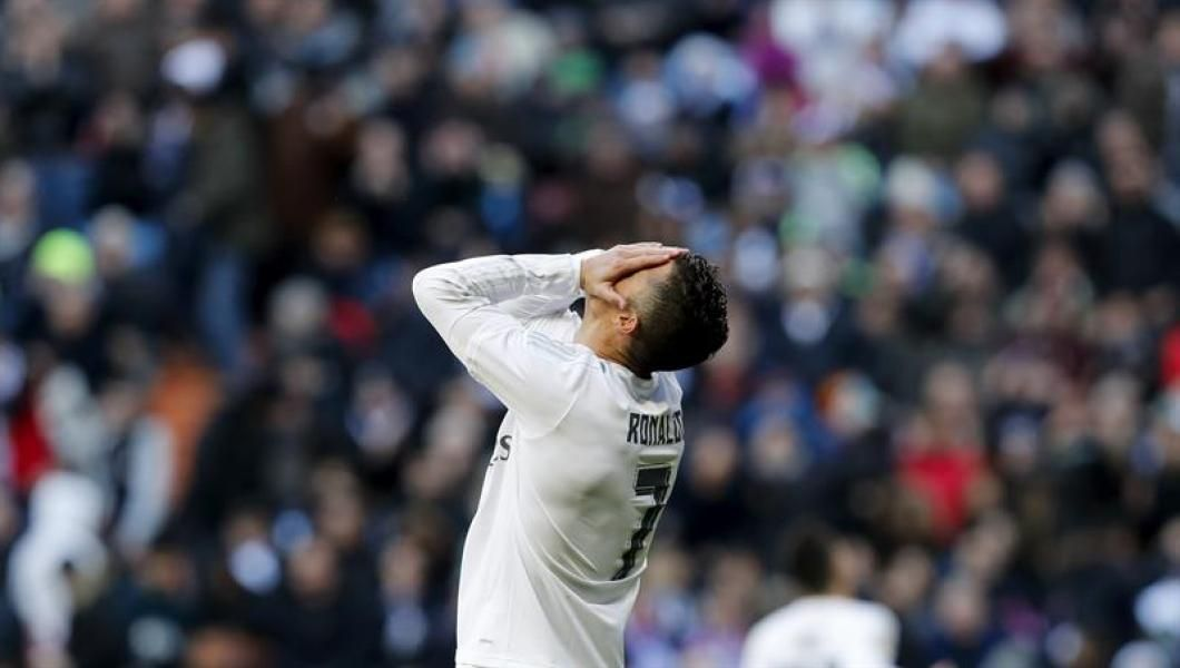 La preocupación de Cristiano Ronaldo