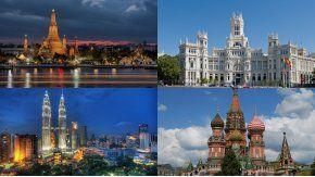 Estas son las 10 ciudades más baratas para ir de vacaciones