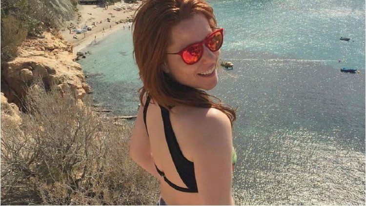 Agustina Kampfer embarazada
