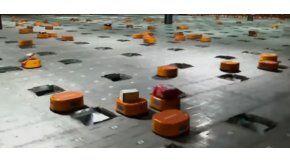 Robots reemplazan el 70% de empleados en una fábrica China