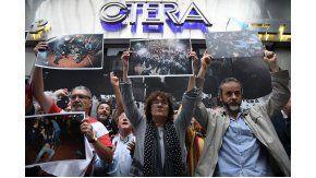 Ctera llamó a un paro en repudio a la represión