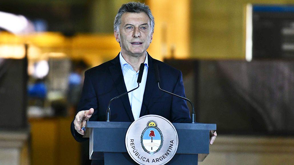 Macri, tras el paro: Fue un activador del cambio
