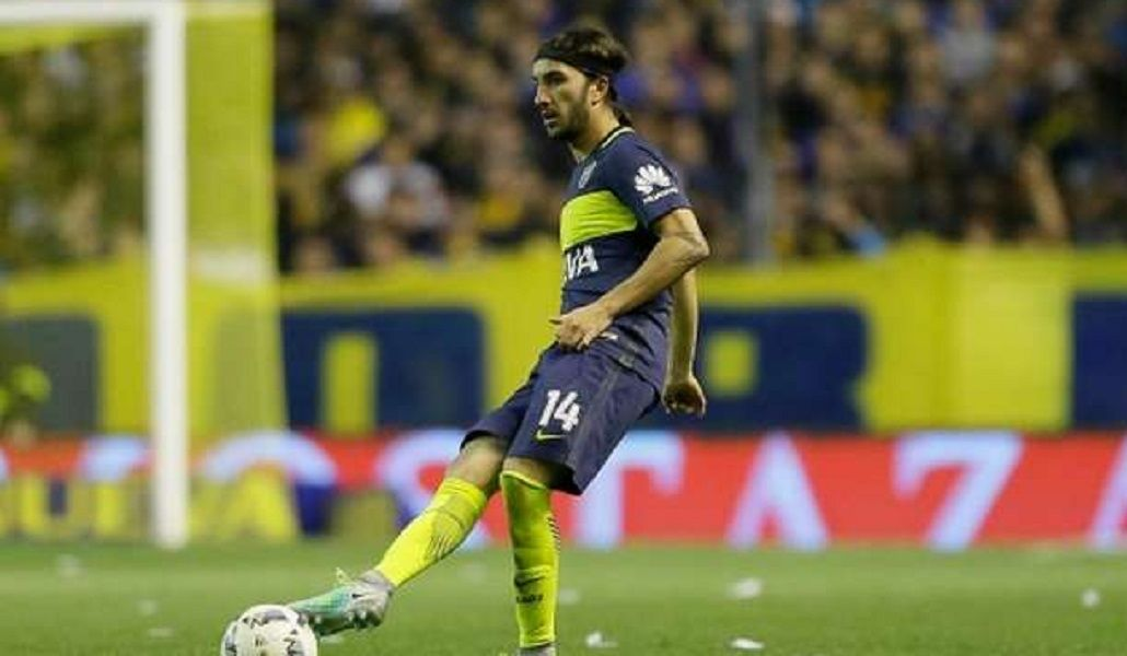 El colombiano entró al equipo titular por la lesión de Gago