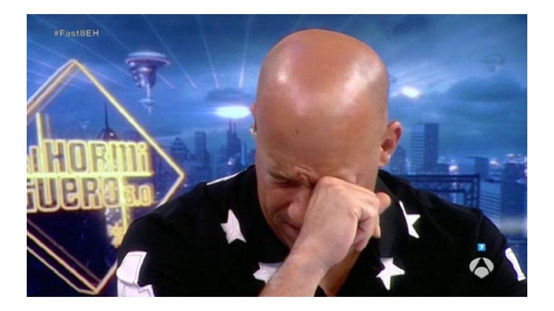 Vin Diesel recordó a Paul Walker