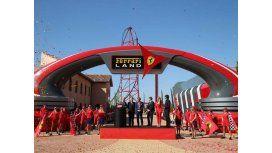 Se inauguró Ferrari Land