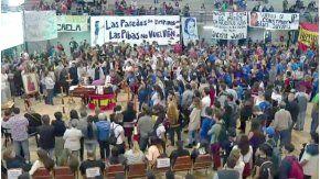 Una multitud despide los restos de Micaela García en Gualeguay
