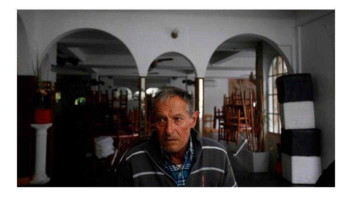 Alfredo Ortega le pidió a los delincuentes que lo maten