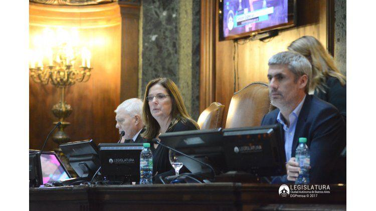 La Legislatura porteña aprobó el traspaso de la Justicia a la Ciudad
