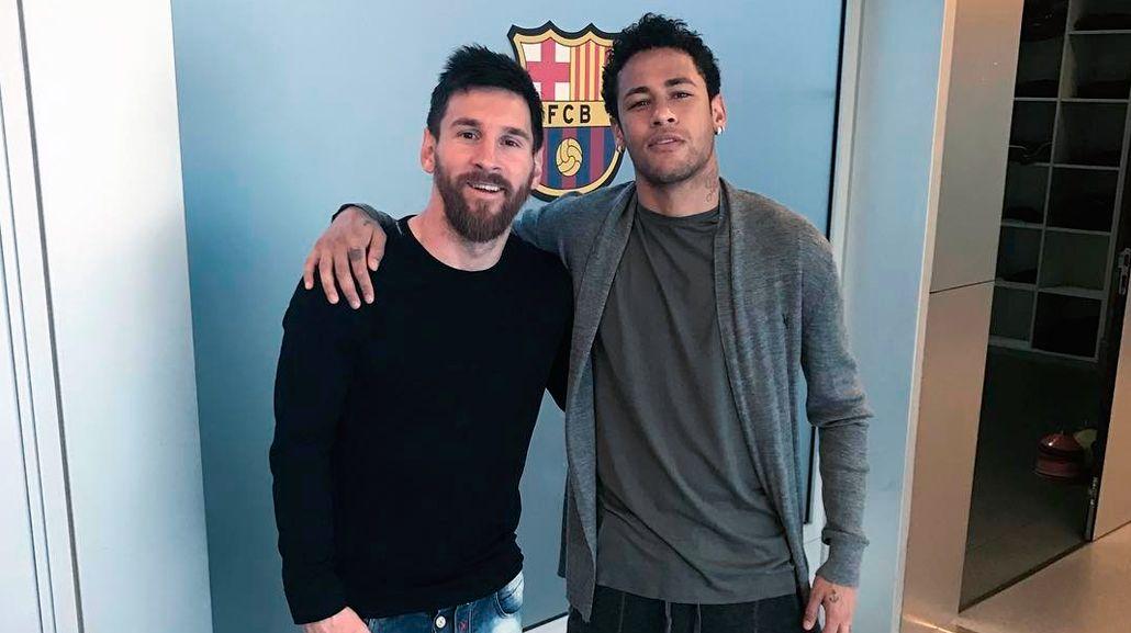 El mensaje de Neymar a Messi: Decían que no íbamos a congeniar...