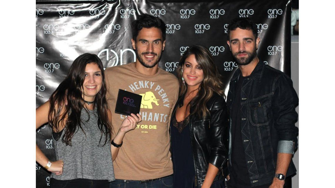 Radio One presentó su primer CD