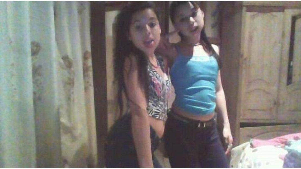 Karen Yanina Abril Pirez yCeleste Abigail Pirez