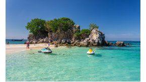 Las 10 mejores playas de Tailandia - Crédito:@phuket101