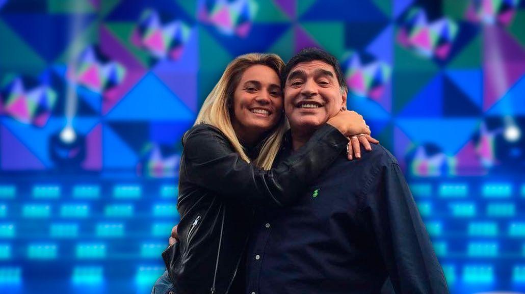 Maradona estaba desconcertado con la noticia