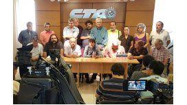 La CTA repudió la represión de la Gendarmería en la Panamericana
