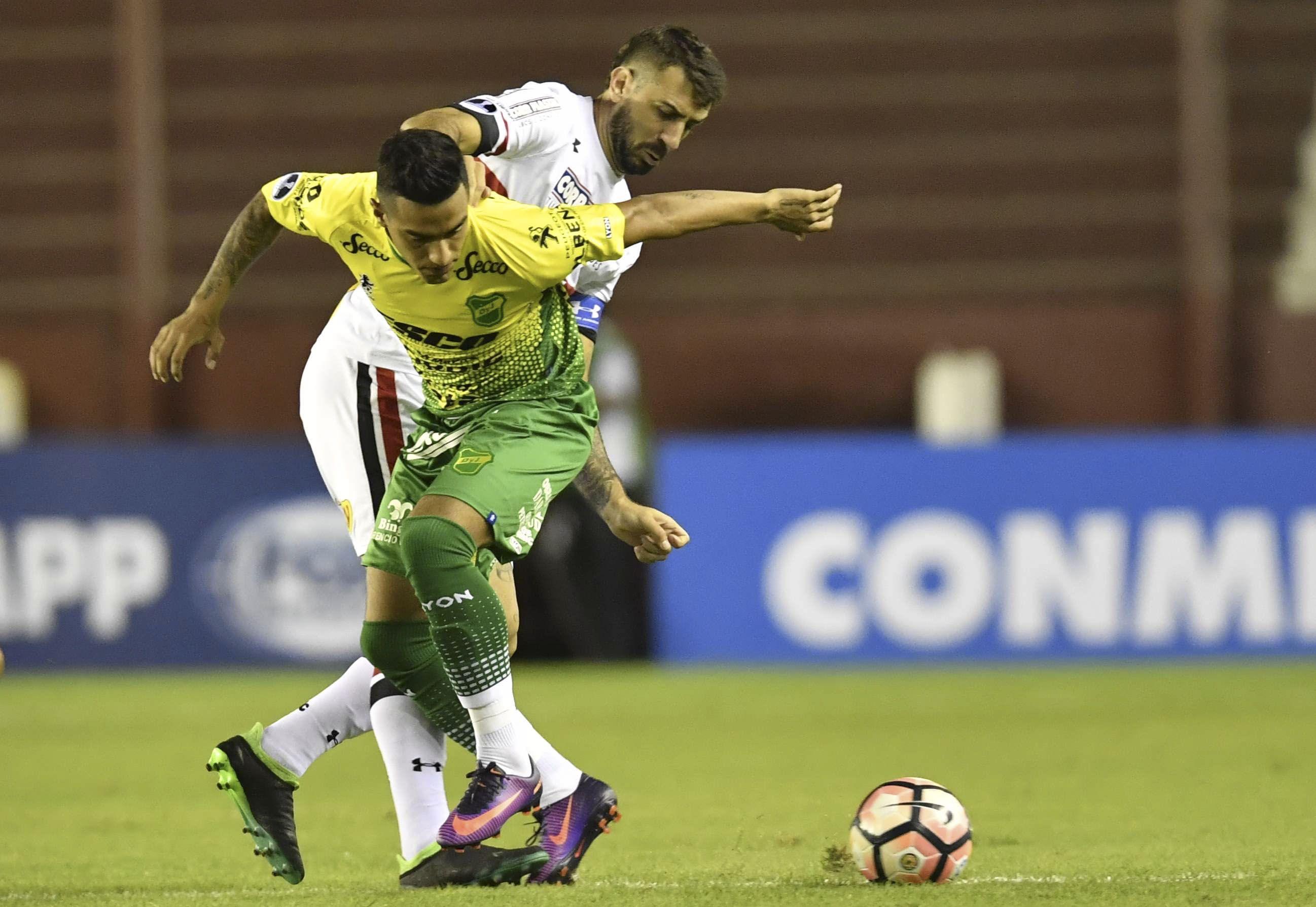 Defensa y Justicia empató en el Morumbí y dejó afuera de la Sudamericana al San Pablo
