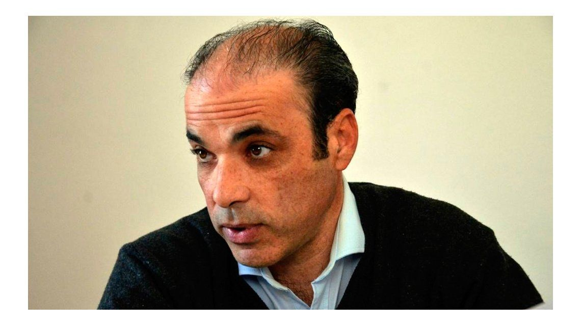 Concejal Sergio Dubé