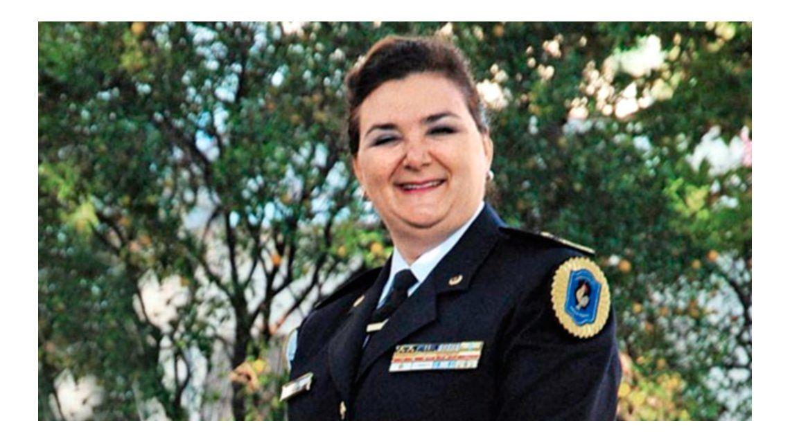 Susana Aveni era titular de la comisaría 35