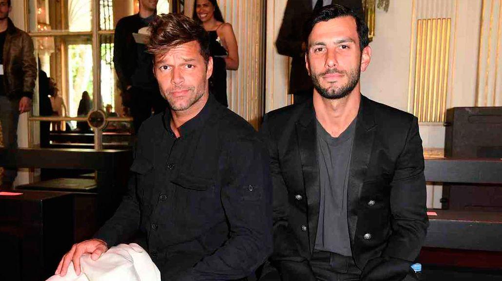 Ricky Martin desmintió la suspensión de su casamiento