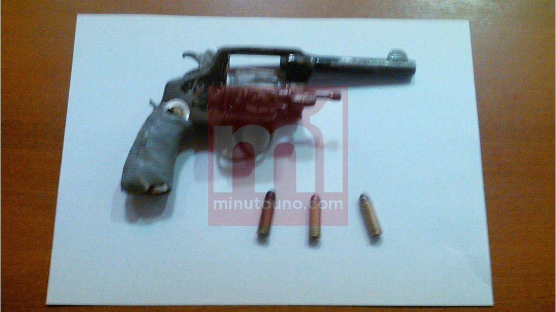 El arma de Sebastián Wagner