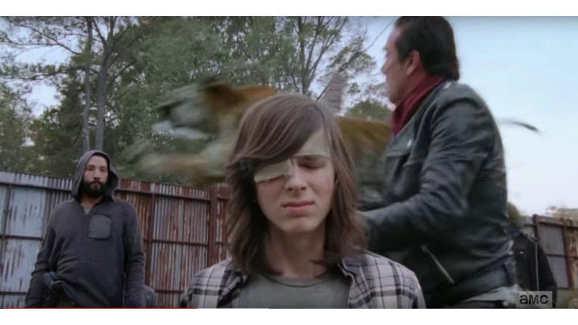 The Walking Dead: lo que no viste del final de la séptima temporada