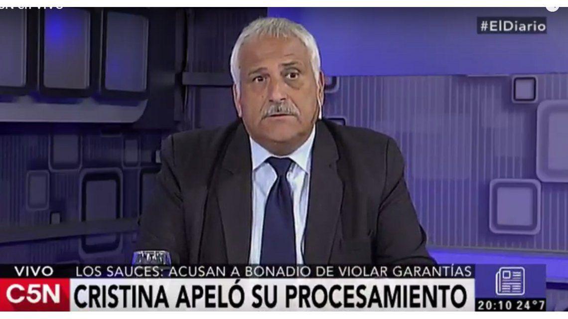 Dario Villarruel sobre la causa de Los Sauces: Bonadio tenía el fallo preparado