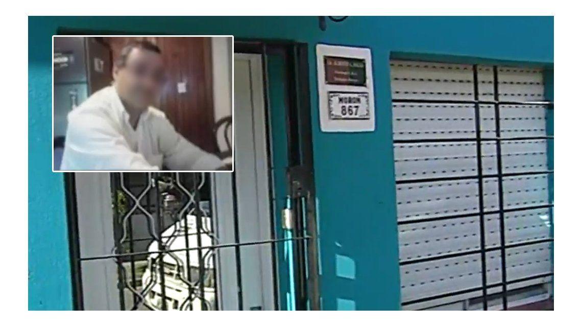 Detuvieron a un psicólogo acusado de abusar de una menor de 15 años