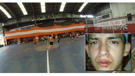 Parque Telmo y la imagen del menor agredido