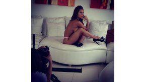 El topless de Barby Silenzi