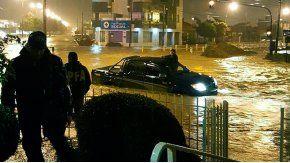 El jueves volvió a llover en Comodoro Rivadavia