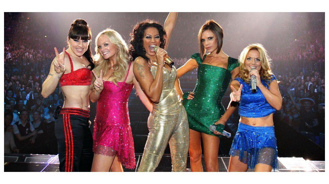 Mel B de las Spice Girls sufrió violencia y discriminación