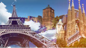 España, Francia y Alemania, líderes mundiales en turismo