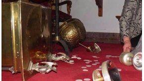 Robaron hostias consagradas de una iglesia - Crédito:eltribuno.info