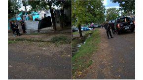 Denuncian represión policial contra una comunidad qom en Rosario