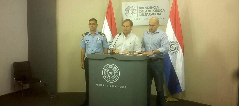 Paraguay: destituyeron al ministro del Interior y al jefe de Policía tras los disturbios