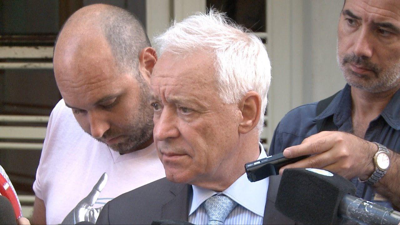 Víctor Blanco respaldó a Edgardo Bauza: Tiene que seguir