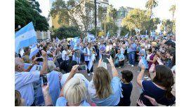 Desde el silencio, el Gobierno apoya la marcha en respaldo al propio Macri