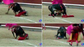 La terrible corneada que sufrió un torero en Madrid