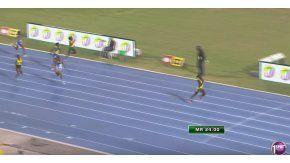 La joven de 12 años que la rompe en el mundo del atletismo