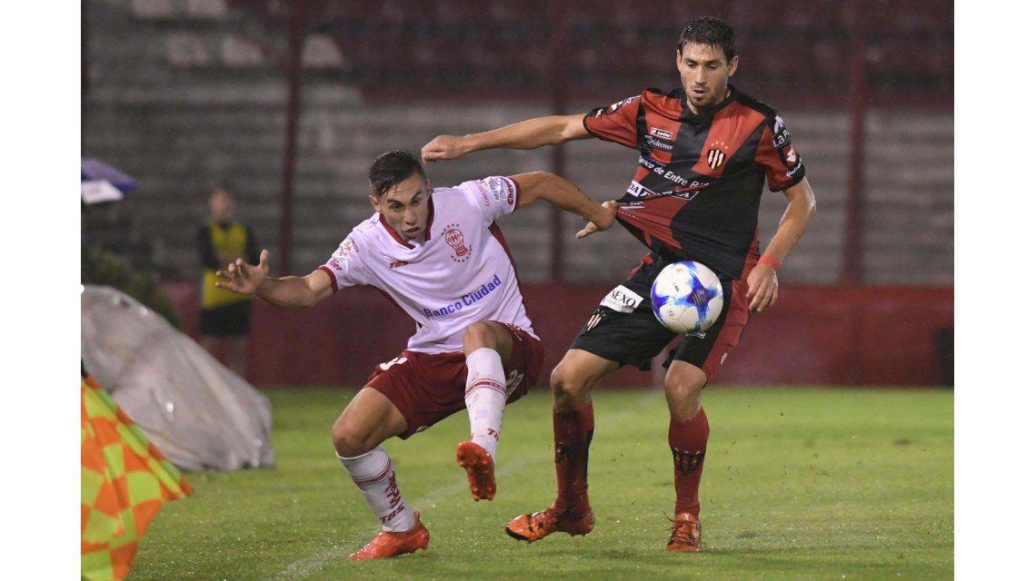 Huracán y Patronato repartieron puntos en Parque Patricios