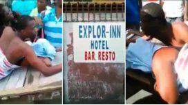 Una pareja se quedó pegada mientras tenía sexo en Kenia