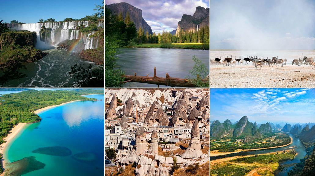 ¿Cuánto sabés de Parques Nacionales?