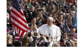 Papa Francisco en Filadelfia