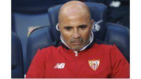 El Sevilla del argentino hace más de un mes que no gana