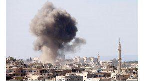 Ataque químico en Siria