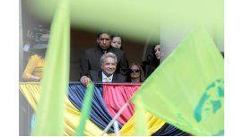 Lenín Moreno nuevo presidente de Ecuador