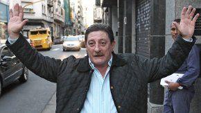 Omar Viviani, titular del Sindicato de Peones de Taxis