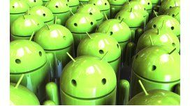 Android pasó por primera vez a Windows en puntos de acceso a la red