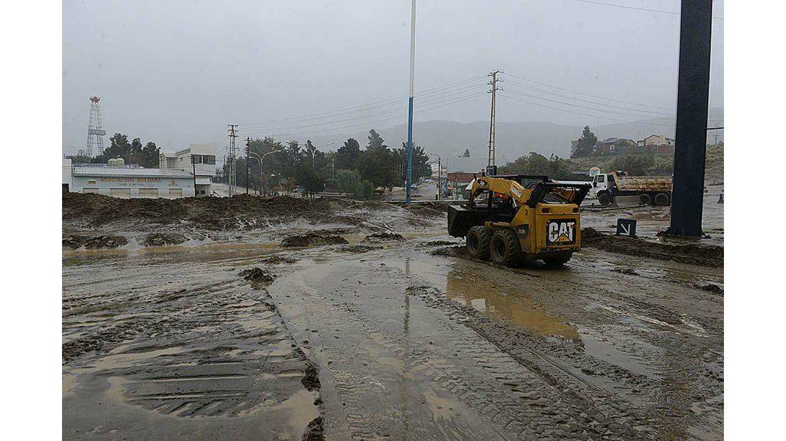 El Gobierno destinará $1200 millones para reconstruir Comodoro Rivadavia