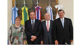 Mercosur se reúne por la grave situación institucional en Venezuela