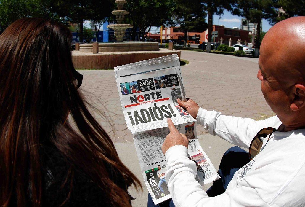 Cerró el diario Nortede Ciudad Juárez